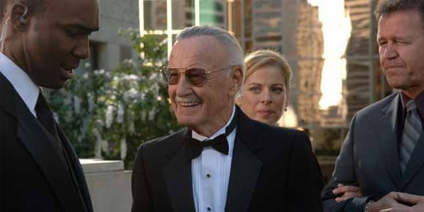 Image result for fantastic four the rise of the silver surfer stan lee