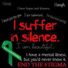 How To Stop The Stigmatization Of Mental Health