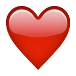 single heart emojis likewise - photo #1