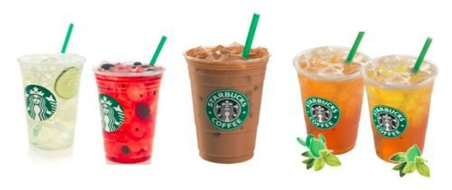 The Suit Alleges That Iced Beverages At Starbucks Are Advertised 24 Ounces But In Reality Only Contain About 14 Of Fluid