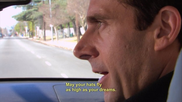 12 pieces of advice from michael scott. Black Bedroom Furniture Sets. Home Design Ideas