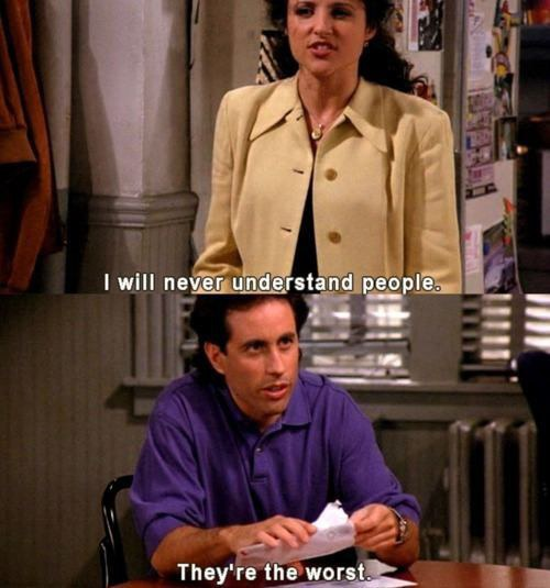 Seinfeld Quotes Glamorous 10 'seinfeld' Quotes That Relate To The Stress Of Finals Week