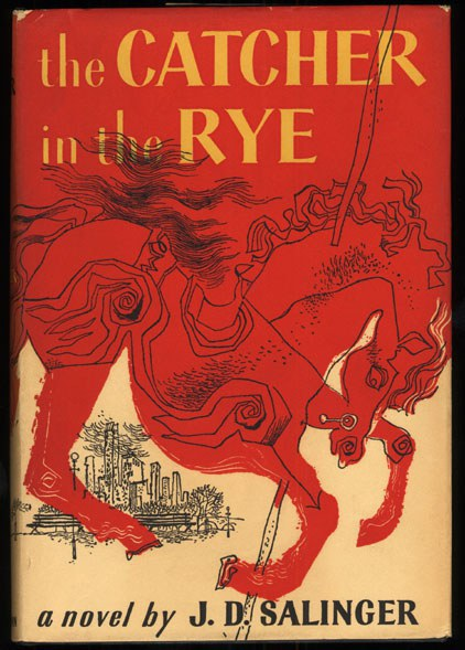 a character analysis of holden caulfield in the catcher in the rye by jd salinger Explanation of the character holden caulfield from the novel the catcher in the rye by jd salinger.