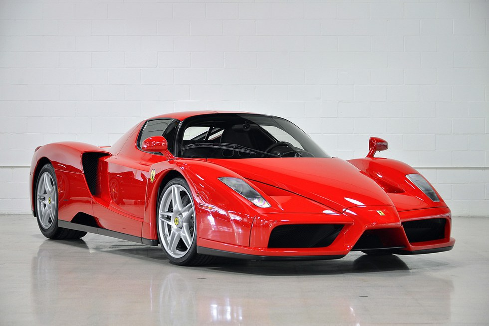 Reasons Why The Ferrari Enzo Is The Greatest Supercar Of All Time