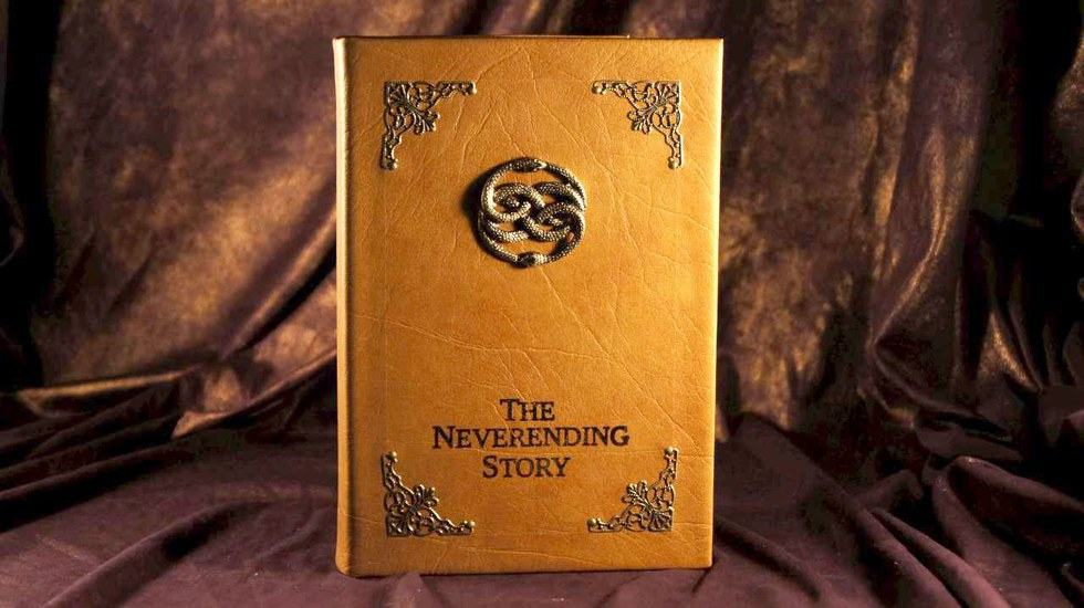 literary analysis of the novel the neverending story by michael ende He is the author behind children's classic the neverending story michael ende's most beloved literary off on german authors: michael ende and an.