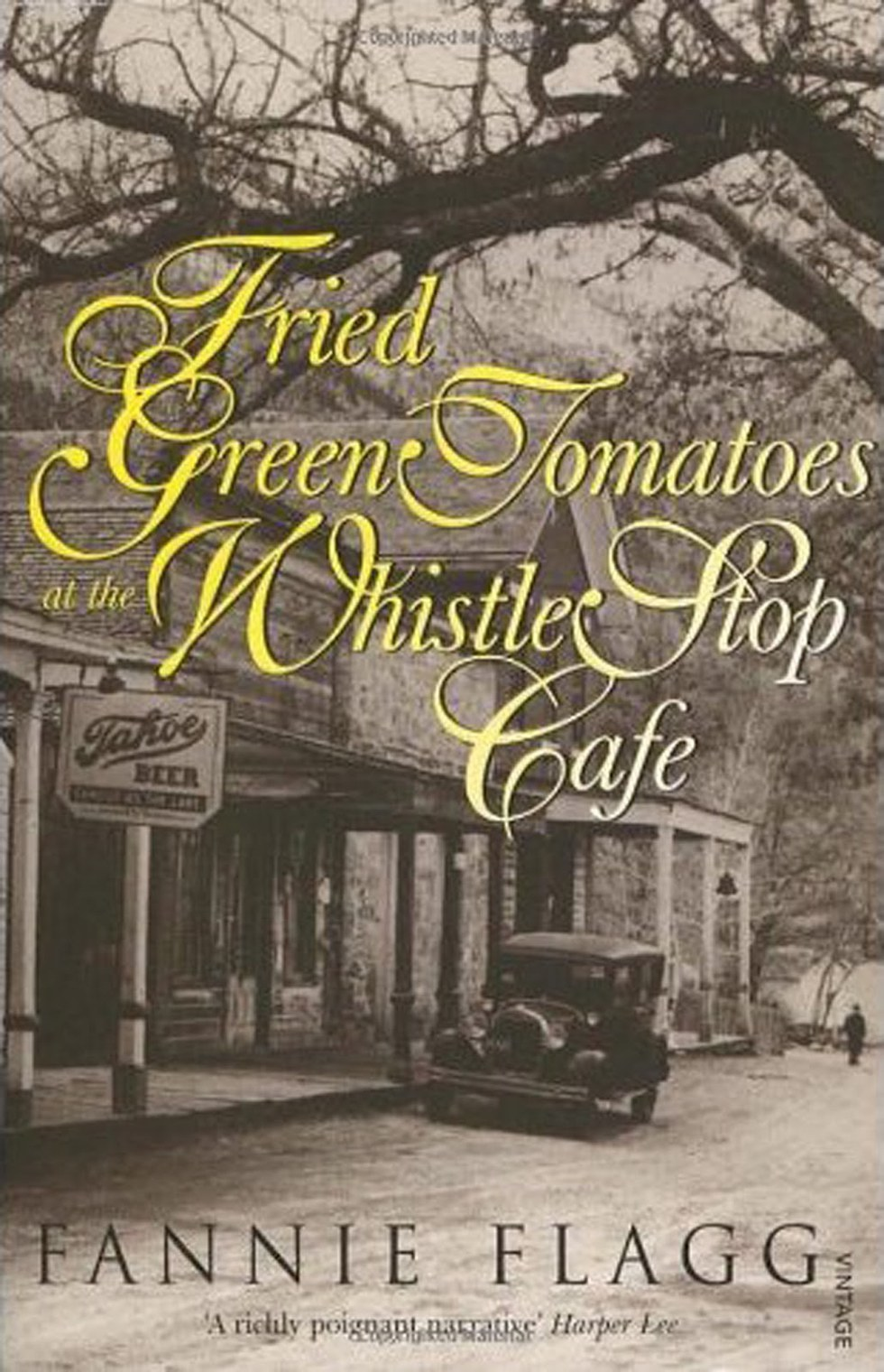 the theme of love in fried green tomatoes at the whistle stop cafe by frannie flagg Fried green tomatoes at the whistle stop café is the story of the town of whistle stop, alabama, and its residents over the course of three generations most of the story centers on ruth jamison and idgie threadgoode, two best friends (and assumed lovers) who impacted the lives of.
