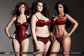 Average body type women