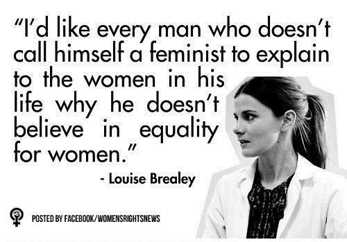 true definition of feminism