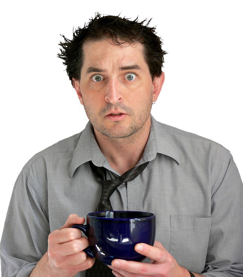 Why If You Quit Drinking Do You Increase Coffee