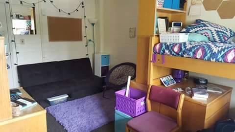 Dorm Sweet Dorm Tips For Rearranging Your Room