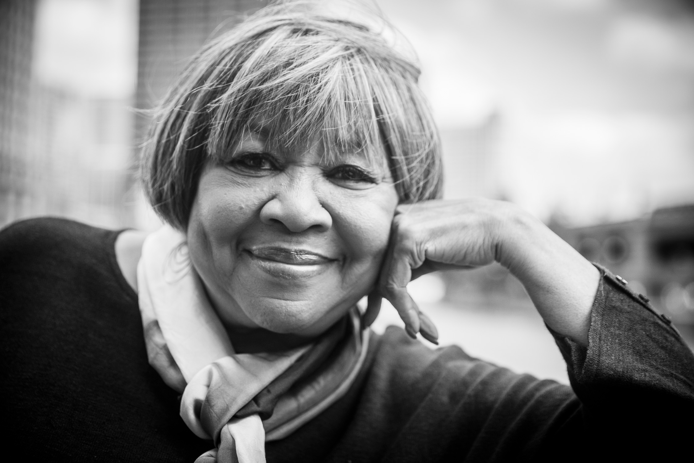 It s All Gone Haywire : Mavis Staples on Her  Angry  New Album