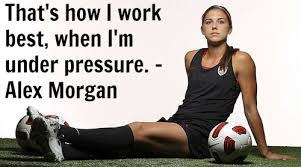 11 alex morgan quotes for all athletes pretty sure anyone who plays a sport can relate to this and the love they have for the sport they play voltagebd Image collections