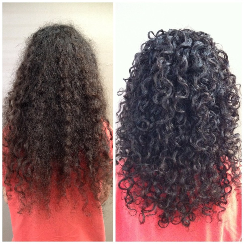 16 Things All Naturally Curly Haired Girls Know Too Well