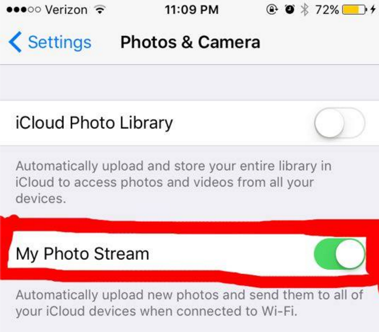 how to make storage on iphone