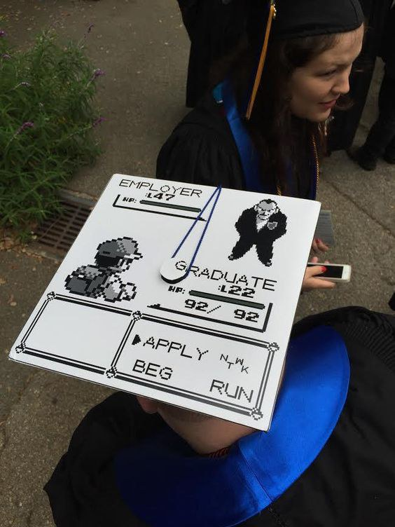 graduation caps that will set the stage and steal the show