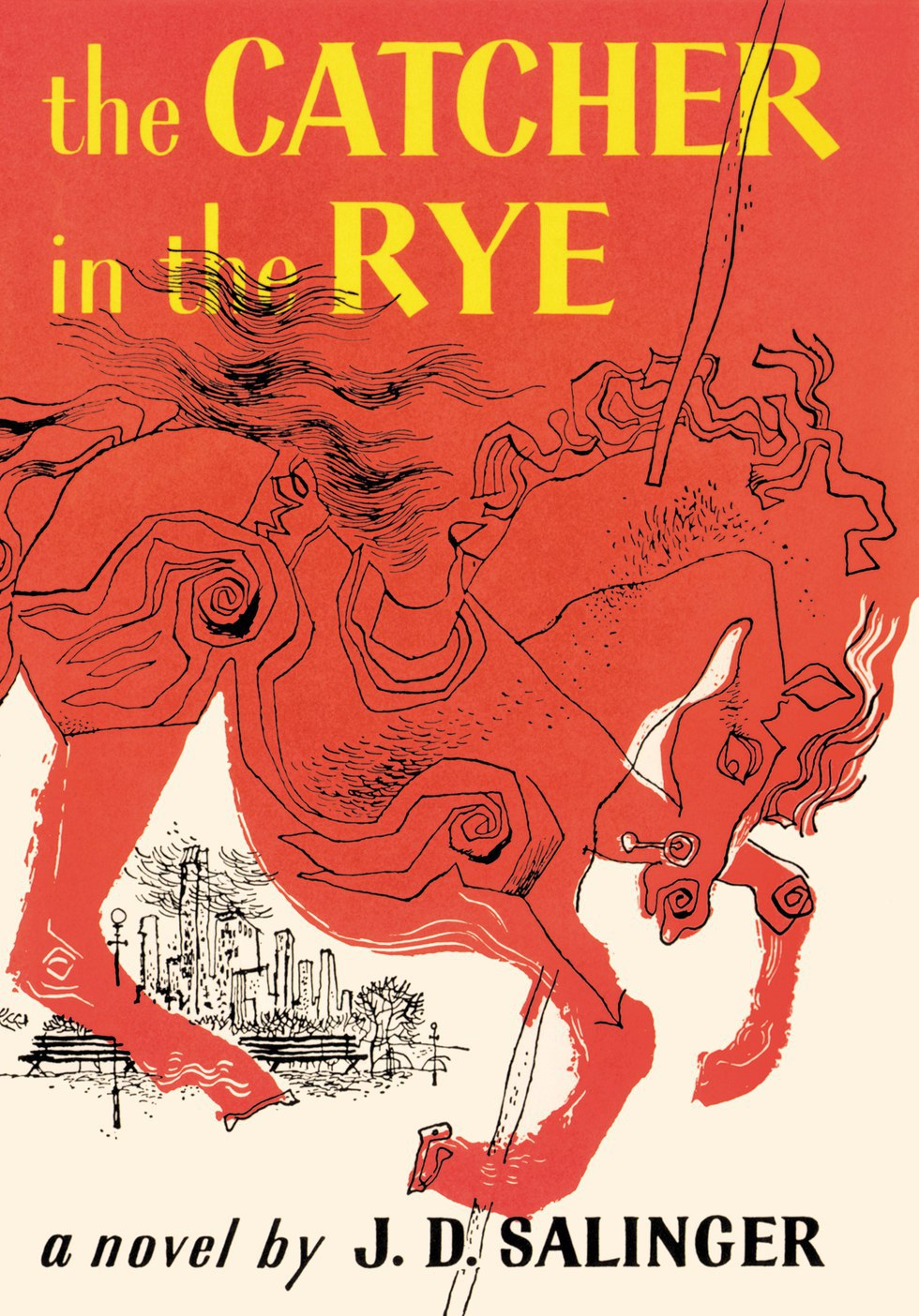 a discussion on holdens narration in the book the catcher in the rye by j d salinger Our reading guide for the catcher in the rye by jd salinger includes a book club discussion guide, book review, plot summary-synopsis and author bio.