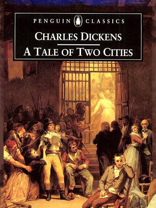 the use of symbolism in charles dickens novel a tale of two cities