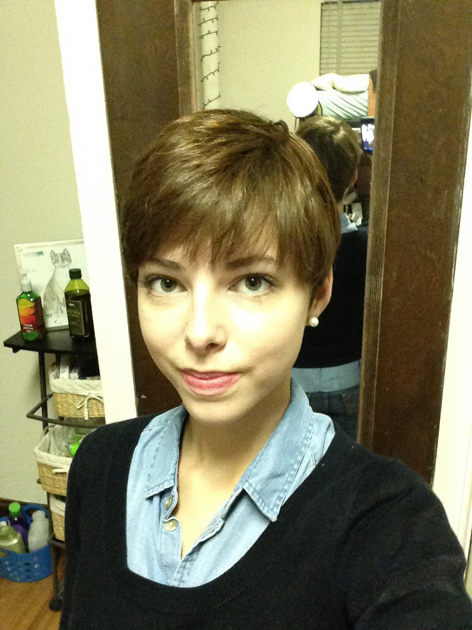 The 10 Stages Of Growing Out Your Pixie Cut