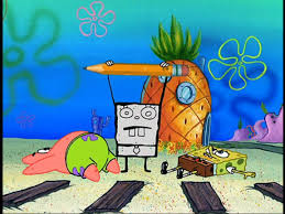 Living Life As Told By The Cast Of Spongebob Squarepants