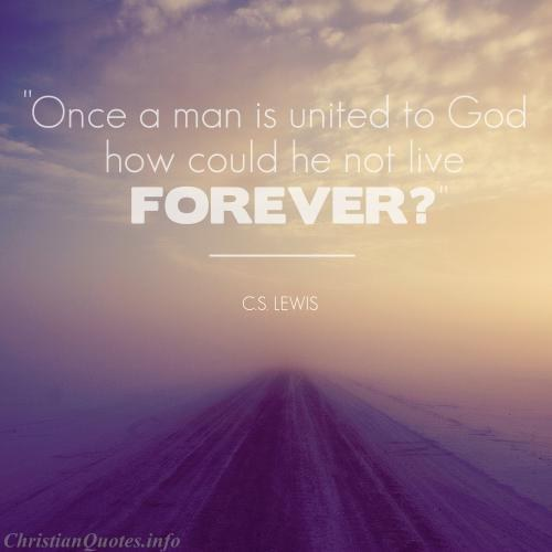 Cs lewis quotes on faith