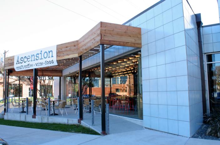 Ascension Coffee House Dallas