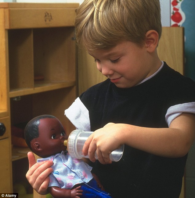 why boys shouldn t play with dolls
