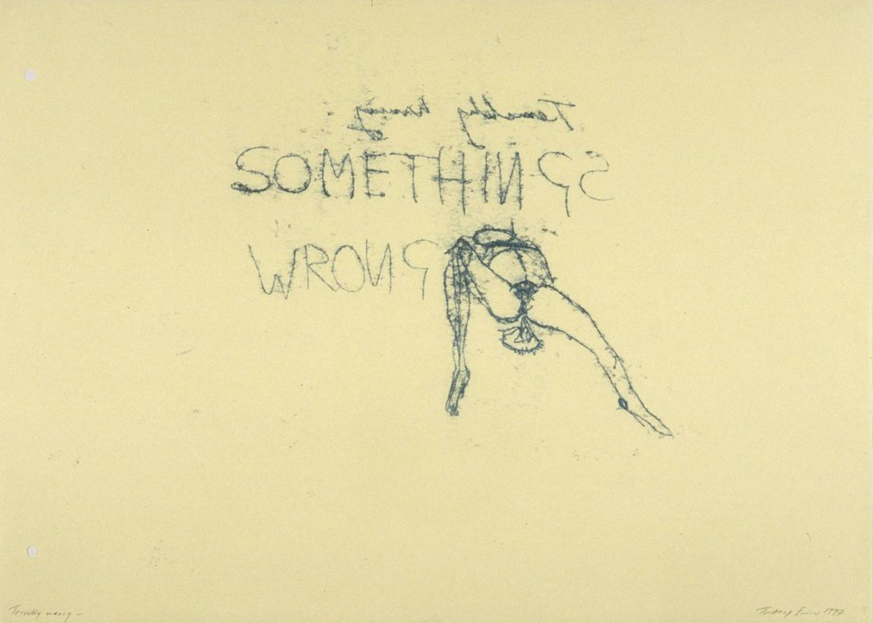 Terribly Wrong (1997) expressed just one of three events that happened during a time span that Emin refers to as  Hell Week.  This particular work as you ...  sc 1 st  Odyssey & Tracey Emin: From Controversy To Growing Up