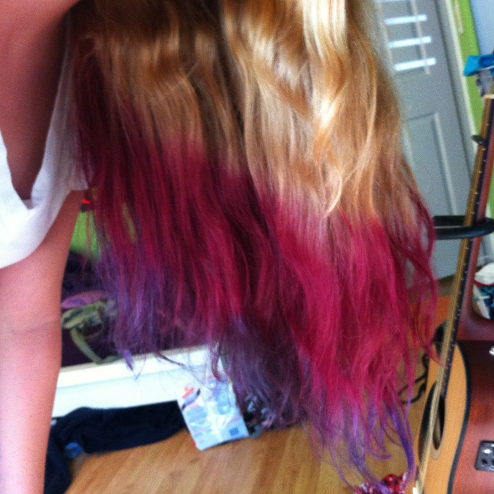 The Pros And Cons Of Having Colorful Hair