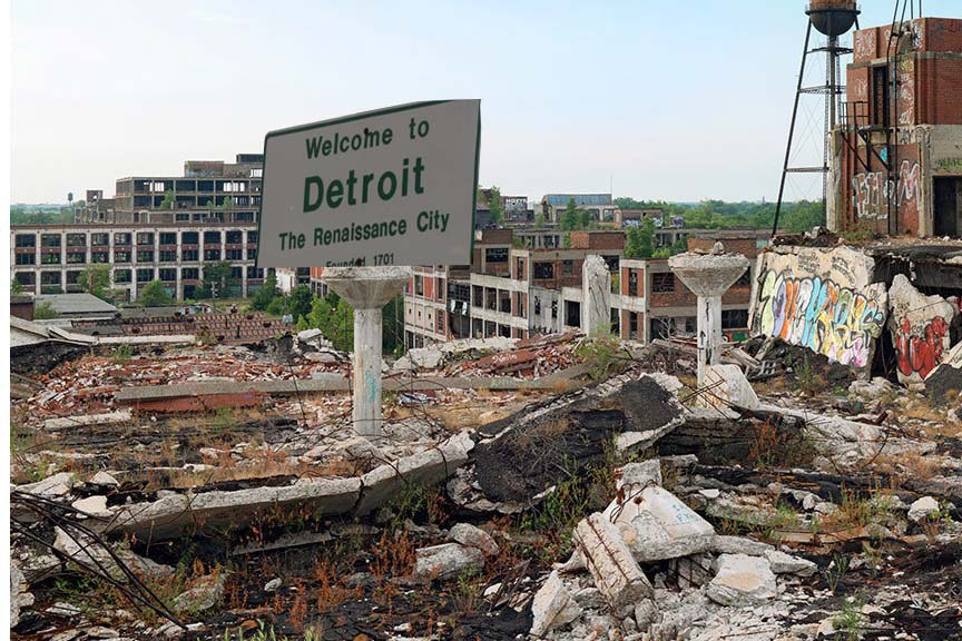 Millennials Lets Fight For Detroit
