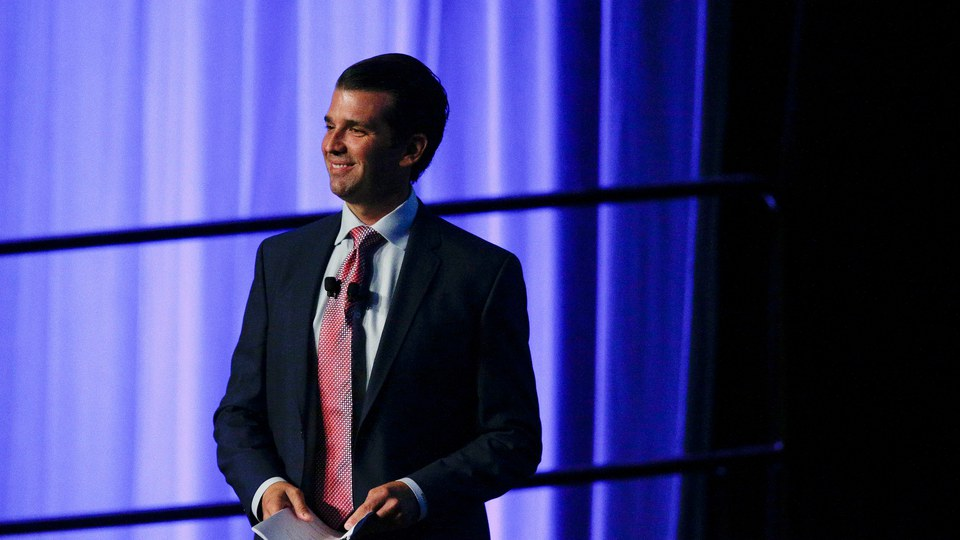 Trump Jr. corresponded with WikiLeaks ahead of election