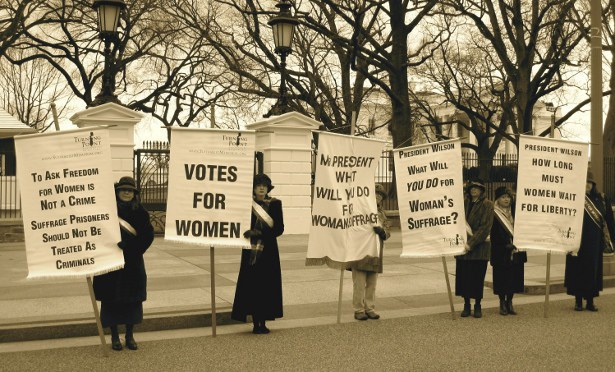 women for the vote
