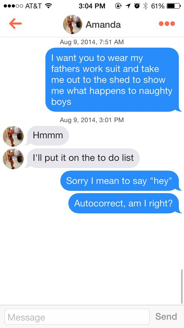 Best tinder responses
