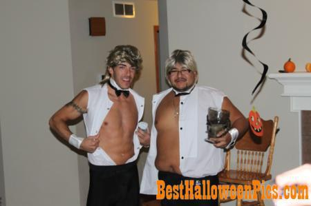 9 Clever Last Minute Halloween Costumes