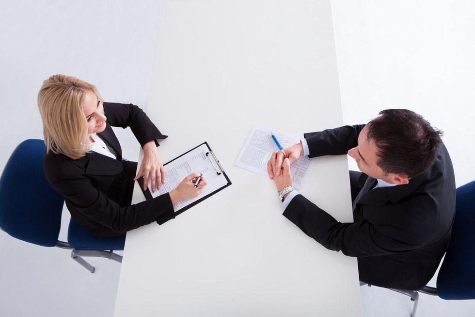 human service interview