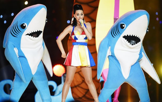 Katy perry does porn after super bowl