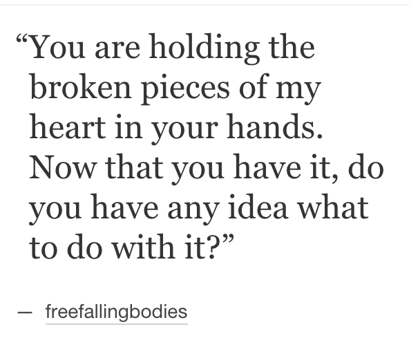 what to do when you are heartbroken