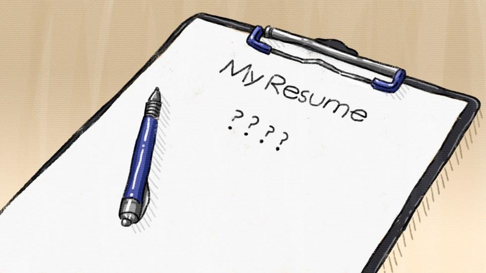 building your resume - Building Your Resume