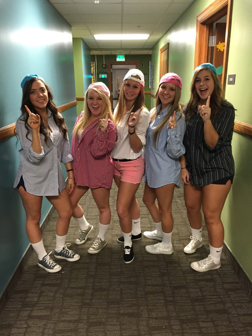 10 Costumes Youre Guaranteed To See On Every College Campus