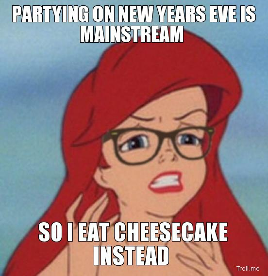 single and alone on new years eve