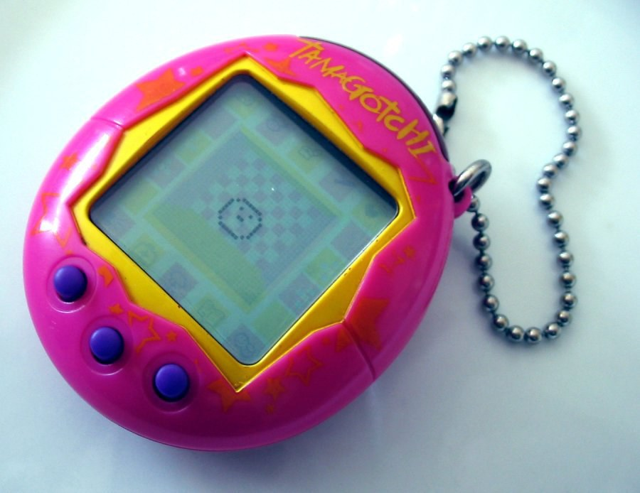 bc745d36c3f And I remember when I got my first Tamagotchi (a pink sparkly one)