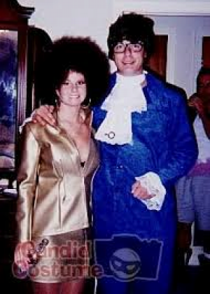 1. Austin Powers and one of his female companions  sc 1 st  Odyssey & 10 Classic Couples Costumes Everyone Must Try