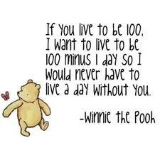 "Pooh Love Quotes Pleasing Winnie The Pooh"" Quotes To Live By"