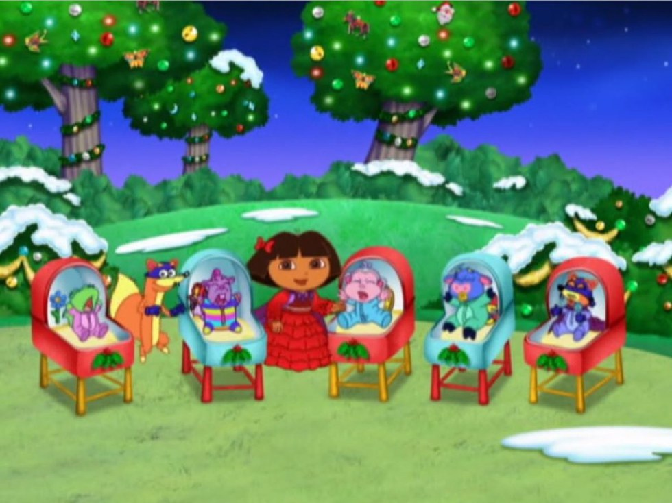 A Quot Dora S Christmas Carol Adventure Quot Review And Synopsis