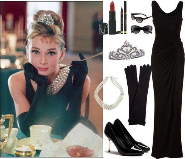 10 Easy Diy Costumes. Audrey Hepburn Costume