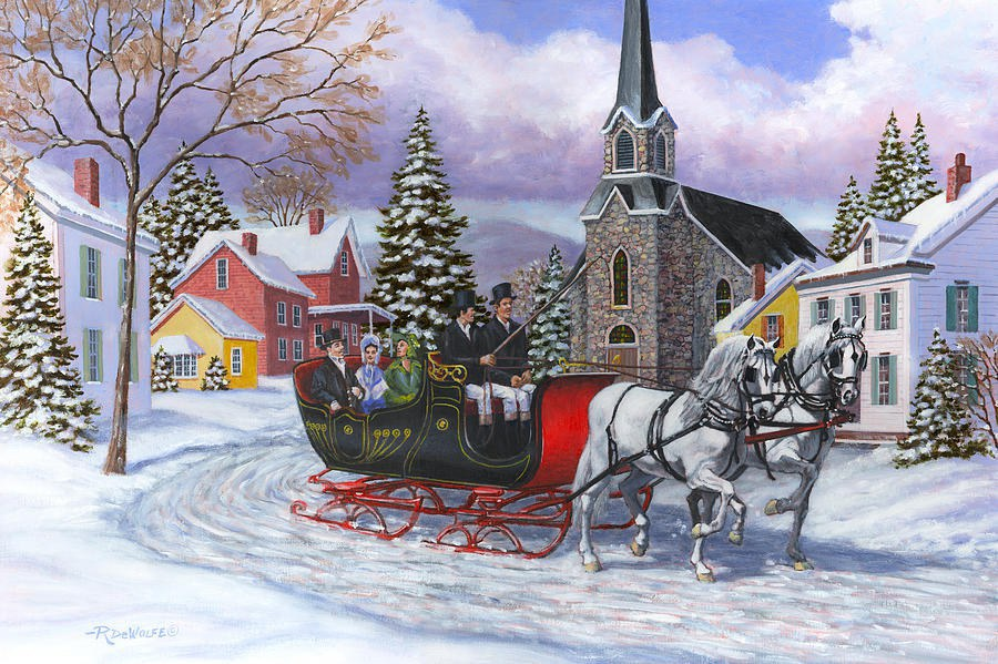 Old Fashioned Country Calendars For Sale  Under
