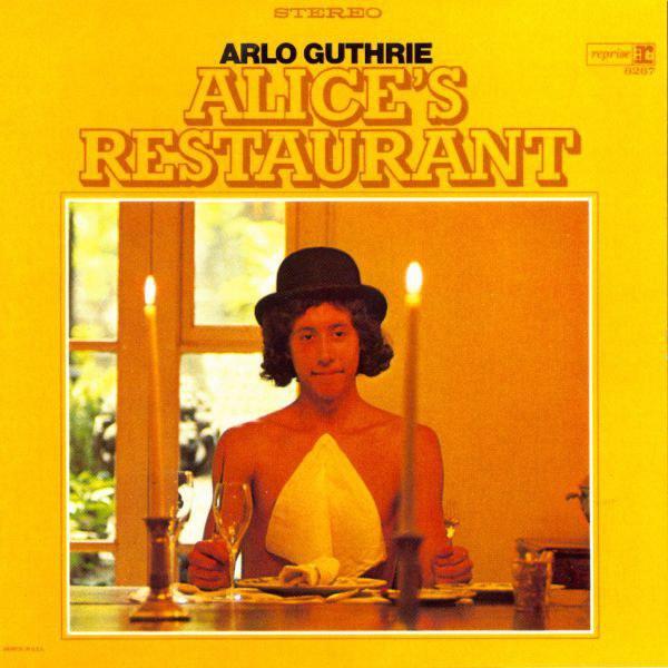 Arlo Guthrie Alice S Restaurant On Radio Thanksgiving