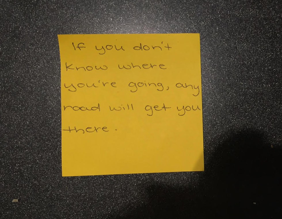 17 of the best notes from positive post it day
