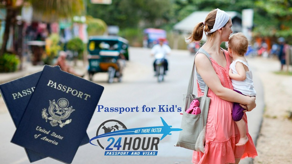 LA Child Passport Services