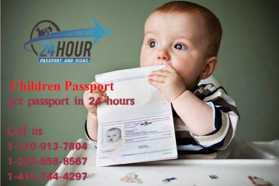 Child Passport Services