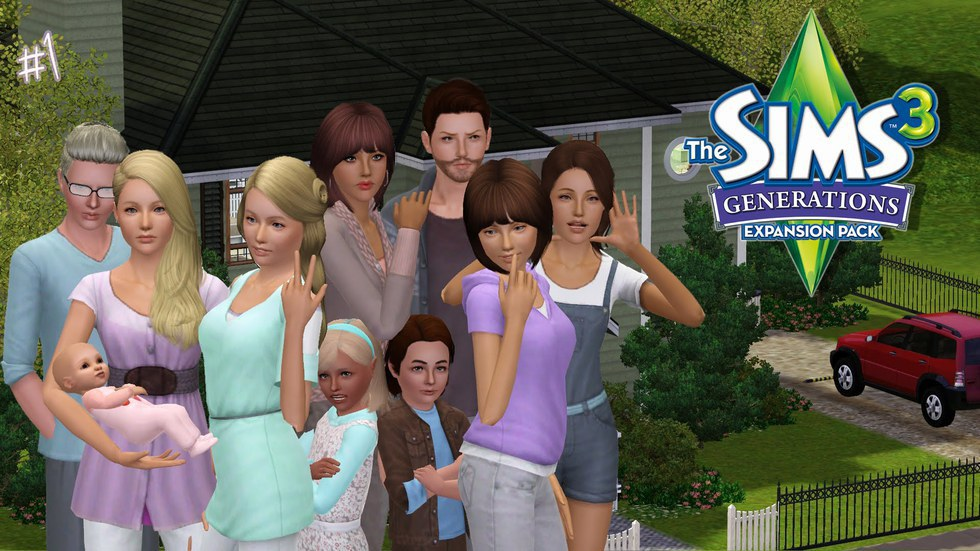 a complete guide to the sims 3 generations
